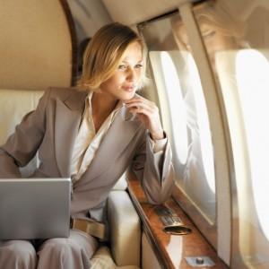 Affluent Woman Investor